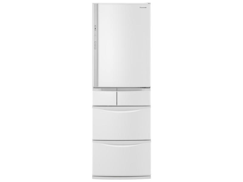 NR-EV41S5-W パナソニック 411L 冷凍冷蔵庫