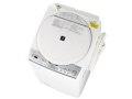 シャープ 乾燥洗濯機 ES-TX8D-W