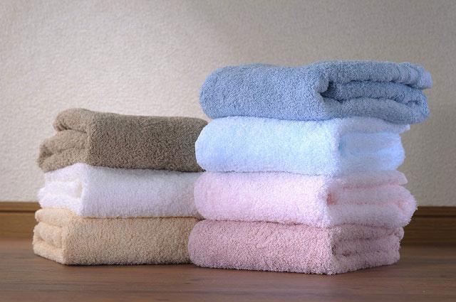 安心の日本製・魔法の糸を使った空気のタオル【AF・愛しのタオル】エアーかおる・エニータイム