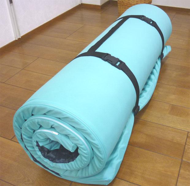 快眠をサポート!!エアー・オーバーレイ三層特殊立体構造【SLEEPforWIN】エアー:AIR(西川産業・日本製)