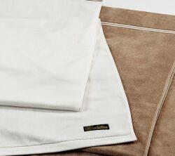 西川プレミアム!東京西川のタオルケット!!極細高級綿(海島綿V-135)を使用しやわらかな触感と重厚感!ラグジュアリーな眠りをご体感ください。