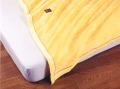 当店一押し毛布・冬はムレずに暖か、夏も爽やかなオールシーズン快適なシール織『肉厚』綿毛布(Pureケット)クイーンサイズ