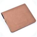 シンプル2つ折り(カードお札入れ)カーキ