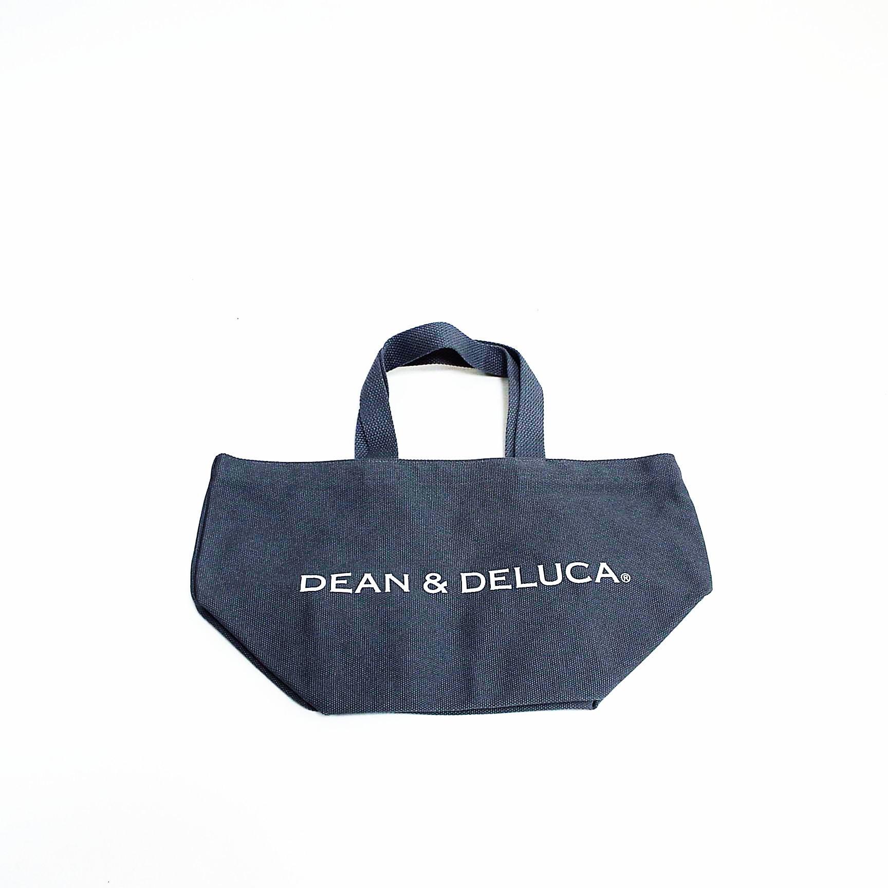 DEAN&DELUCA トートバック グレー Sサイズ