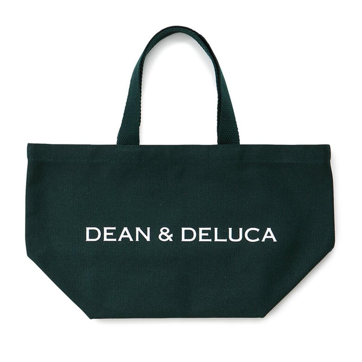 DEAN&DELUCチャリティートート2018 ダークグリーンSサイズ
