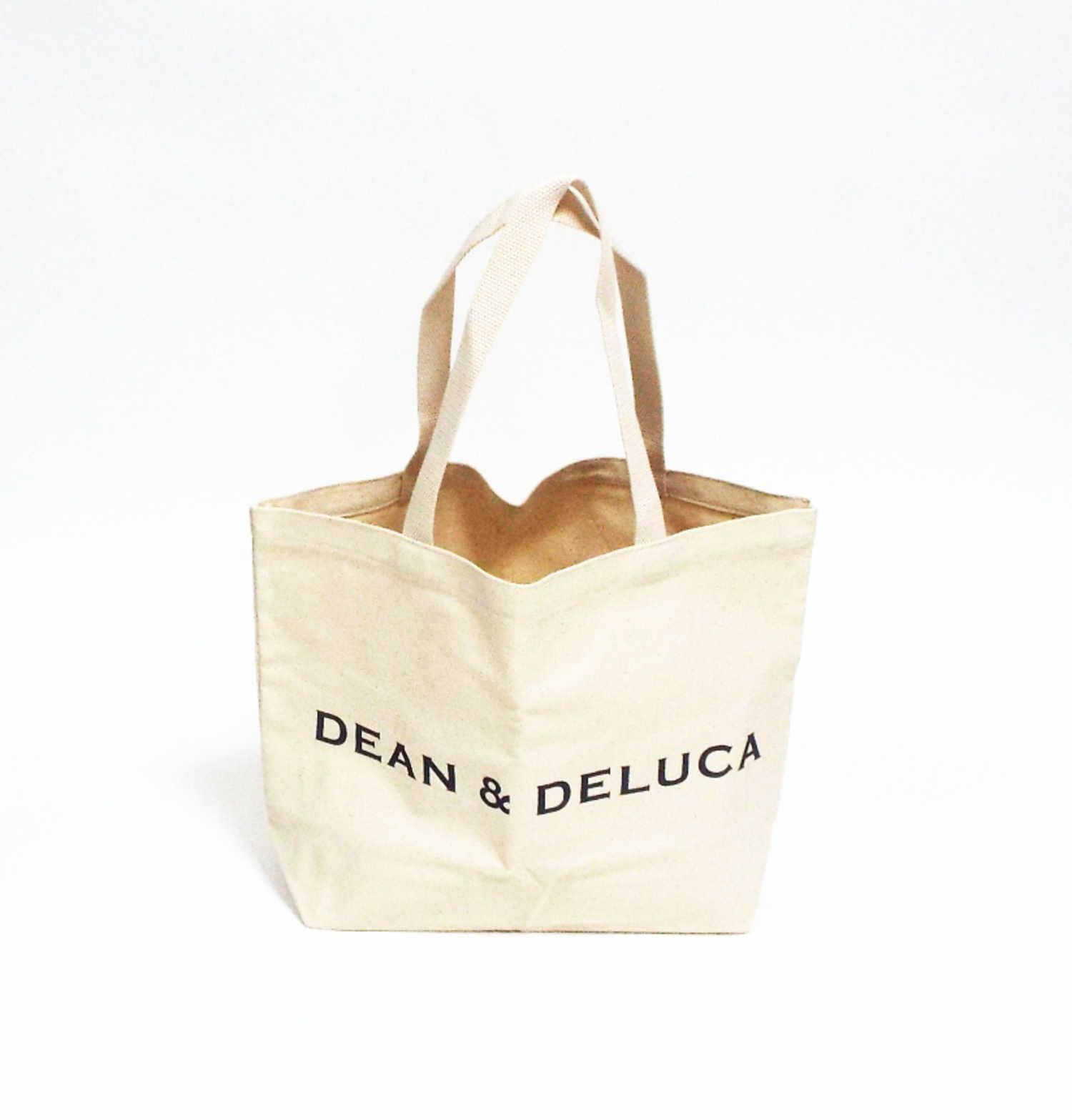 DEAN&DELUCA トートバック ナチュラル Lサイズ