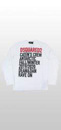 【秋冬ブランド】Tシャツ / DSQUARED2