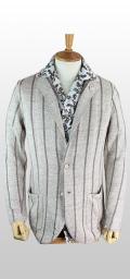 【春夏ブランド】シングル2Bジャケット / LARDINI(ラルディーニ)