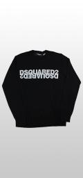 【春夏ブランド】クルーネックセーター / DSQUARED2