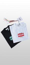 【春夏ブランド】Tシャツ / MSGM