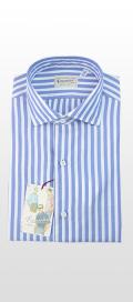 【春夏ブランド】ドレスシャツ JAMES / Finamore(フィナモレ)