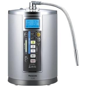 パナソニック 還元水素水生成器 TK-HS90-S ステンレスシルバー【日本製】