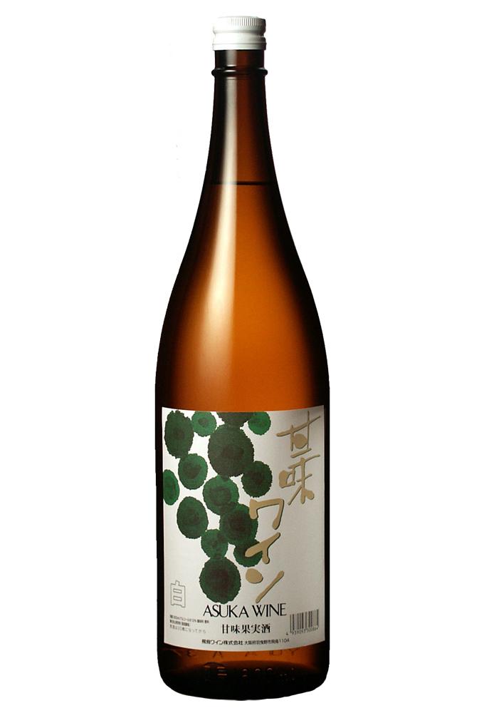甘味ワイン 白 1800ml