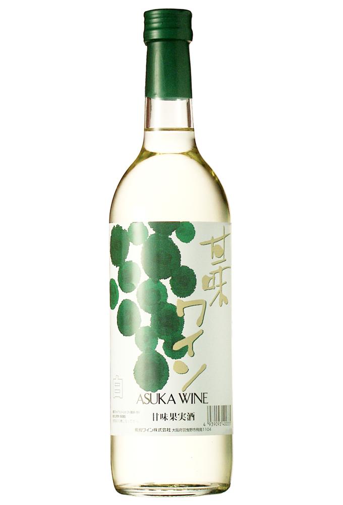 甘味ワイン 白 720ml