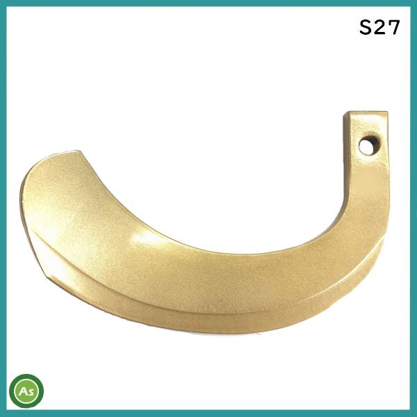 S27 単品 スーパーゴールド爪 直爪