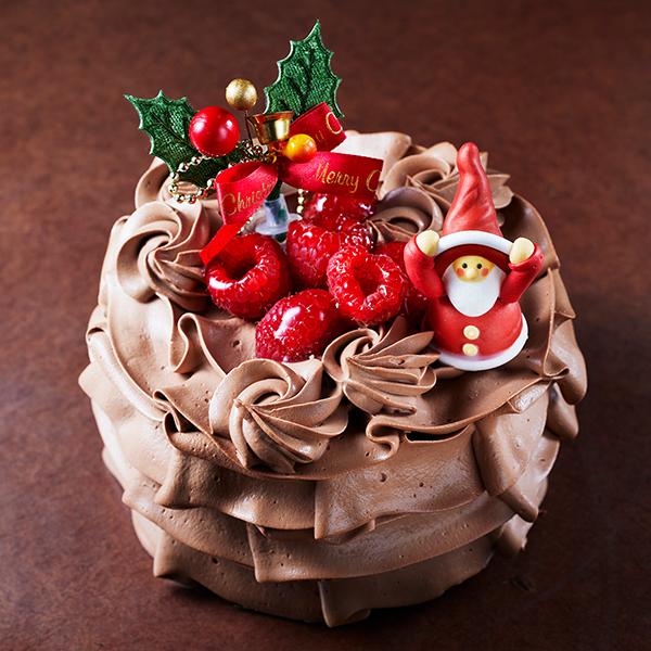 【オンラインショップ限定】チョコレートクリスマス