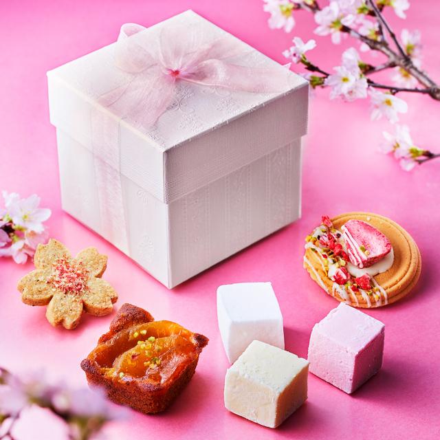 桜のボックス