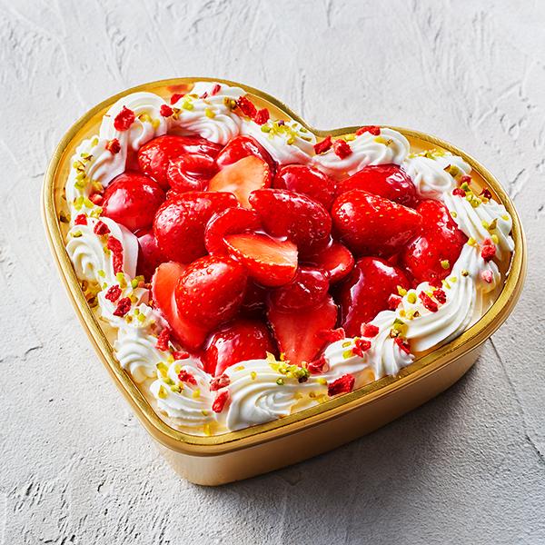 【誕生日・記念日】DXストロベリーショートケーキ