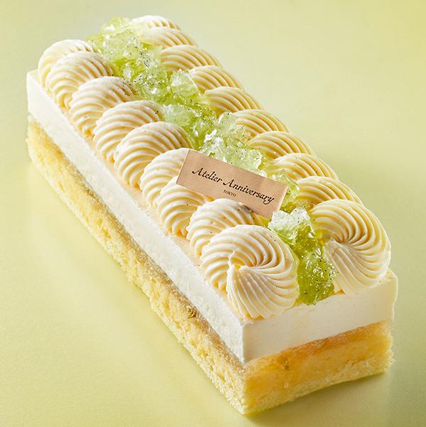 東京レモンの贅沢チーズケーキ