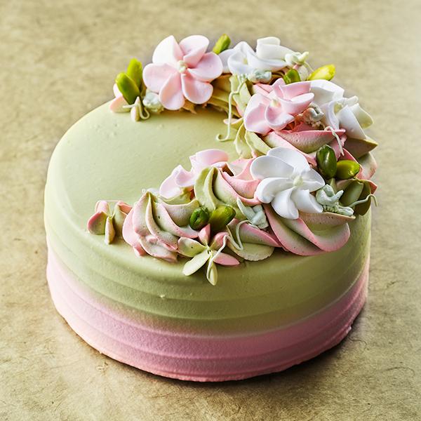 【誕生日・記念日】フルールピスターシュ -ショートケーキ-