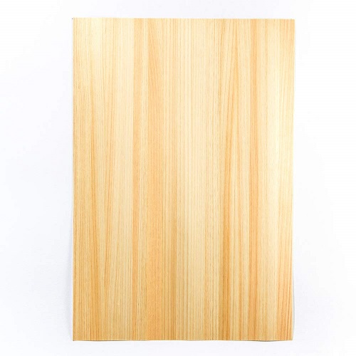 mori no kami 森の紙 極薄 天然木の紙 ひのき A4サイズ 3枚入り インクジェットプリンター印刷 メール便