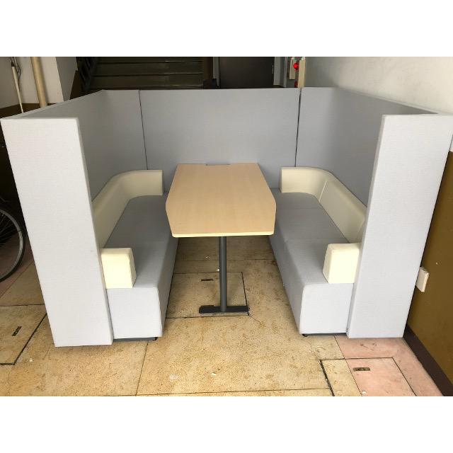 コクヨ ブラケッツ ユニット型ソファー&テーブルシステム MT-035