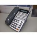 パナソニック電話機 ビジネスホン 12ボタンカールコードレス電話機 VB-E411DC