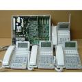セット電話機 ビジネスホン4台セット αGX2