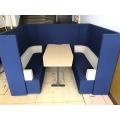 コクヨ ブラケッツ ユニット型ソファー&テーブルシステム MT-006