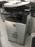 シャープ カラー複合機 MX-2310F 2段給紙