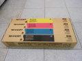 シャープ MX-2300/MX-2700シリーズ用純正 MX27JT 4色セット