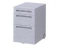 オフィス家具レンタル システムワゴン(3段)