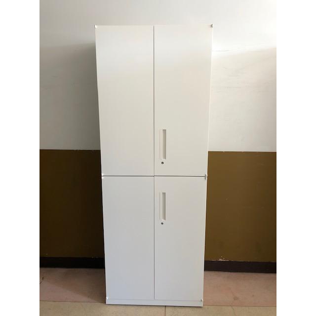 ウチダ 収納システム家具 両開き書庫 S-071