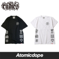 【RUDIE'S】CONFUSE Tシャツ 黒 白 半袖 T SHIRTS Black White ルーディーズ