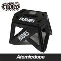 RUDIE'S PHAT FOLDABLE チェアー 折り畳み 椅子 黒 CHAIR Black ルーディーズ