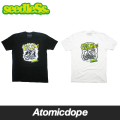 【seedleSs】KEEP ROLLIN Tシャツ 半袖 黒 白 s/s tee Black White シードレス