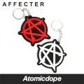 AFFECTER BEFORE キーチェーン キーホルダー 白 赤 KEY CHAIN White Red アフェクター