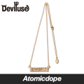 Deviluse DVUS ネックレス 金  Neckless Gold デビルユース