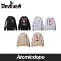 Deviluse One Life ロンT 長袖 L/S T-shirts デビルユース