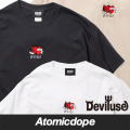Deviluse Stay True Tシャツ 半袖 T-shirts デビルユース