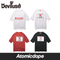 Deviluse Expansion Tシャツ 半袖 Big T-shirts デビルユース