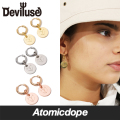 Deviluse Heartaches Coin ピアス Pierce デビルユース