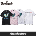 【Deviluse】Infinite Possibility Tシャツ 半袖 T-shirts デビルユース