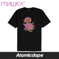 【MISHKA】LAMOUR MAD ADDER Tシャツ 半袖 黒 TEE Black ミシカ