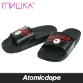 MISHKA KEEP WATCH FANATIC サンダル 黒 SANDAL Black ミシカ 27cm