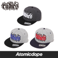 RUDIE'S NEWCOLOR SPARK ツートン スナップバックキャップ 帽子 2 TONE SNAPBACK CAP ルーディーズ フリーサイズ