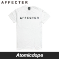 【AFFECTER】CLASSIC AFFECTER Tee White Tシャツ ホワイト半袖 白 アフェクター