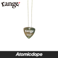 【range】pick necklace Silver ピック ネックレス 銀 レンジ