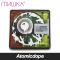 MISHKA MINI DISC カードホルダー MSS203106 黒 CARD HOLDER Black ミシカ