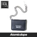 FATAL TRIED & TRUE チェーン付き ウォレット 財布 黒 WALLET Black フェイタル